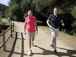 el villano arrinconado, humor, chistes, reir, satira, Rajoy, personal shopper