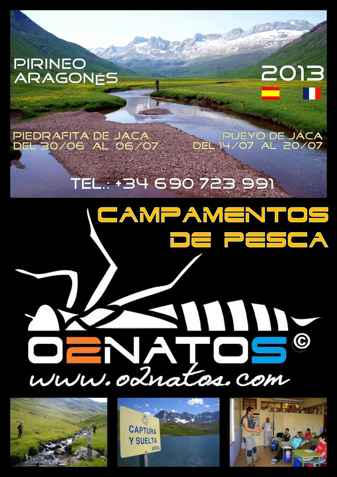 Campamentos Pesca 2013