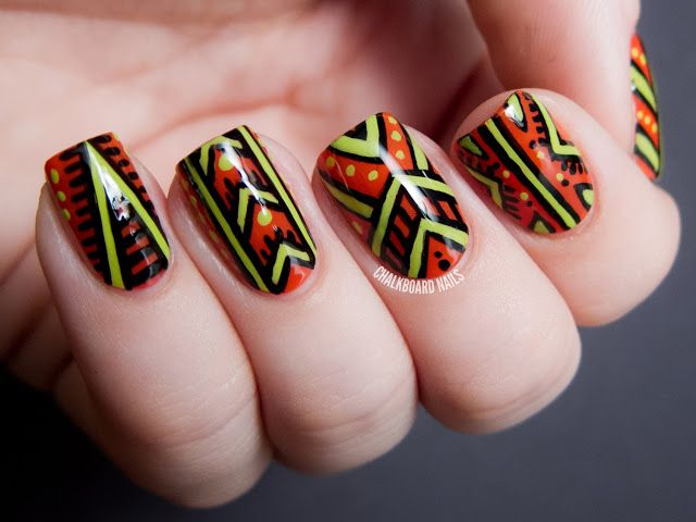 style list nailspiration 20 afrocentric looks afroziky