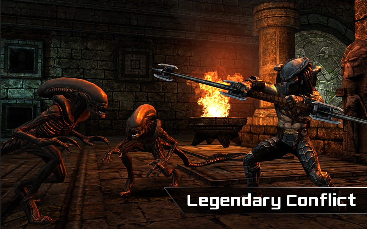Screenshot AVP: Evolution Android