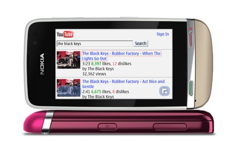 Nokia Asha 311 - 3G Phone