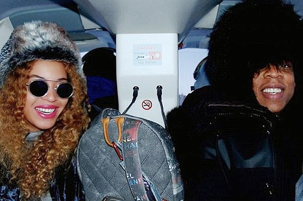 Snow, spa and sunsets: Beyonce and Jay-Z were in Iceland