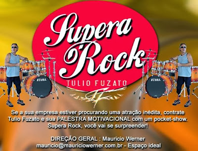 Supera Rock - Tulio Fuzato