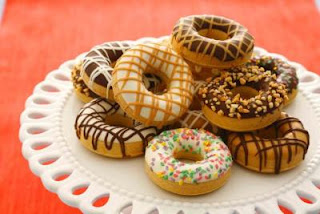 Como fazer deliciosos Donuts