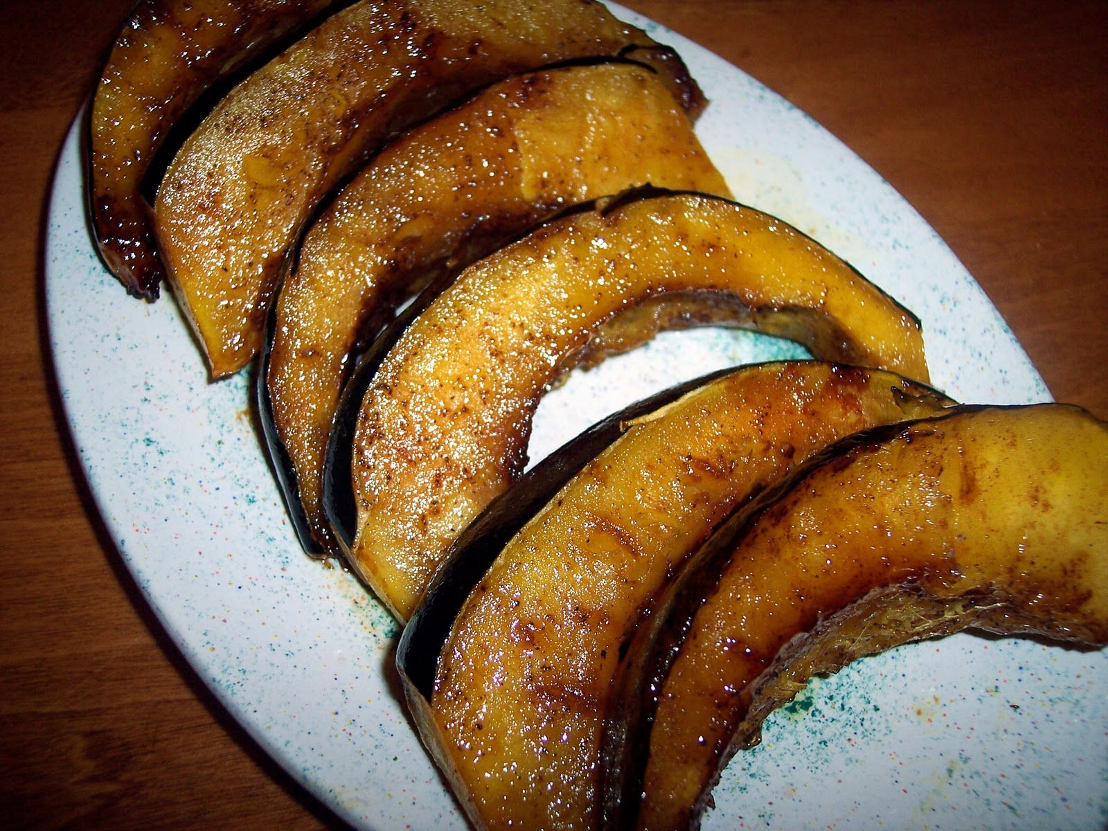 Roasted Acorn Squash With Brown Sugar Recipe — Dishmaps