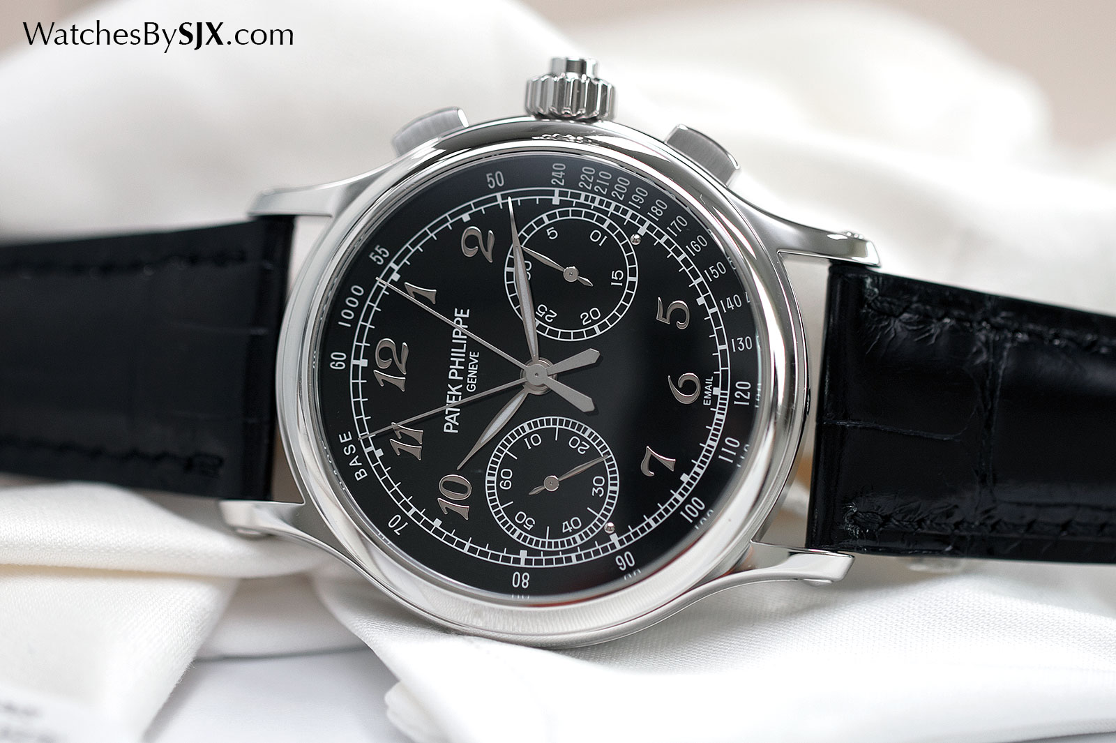 watches by sjx a detailed look at the patek philippe ref 5370p split seconds chronograph