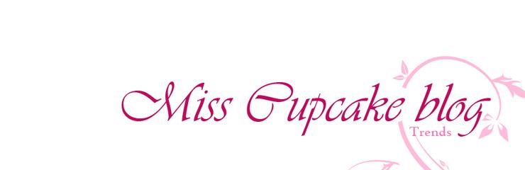 Miss Cupcake blog