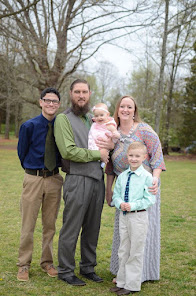 Pastor Chad & Family