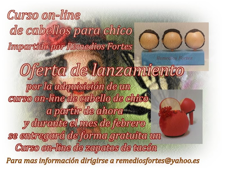 Curso on-line de cabellos de chico