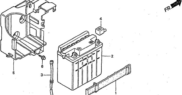 nsr salatiga  nsr 150 sp parts catalogue  battery