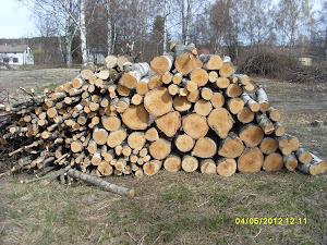 Puutarha- tai isompi tontti sopimusasia mitä kaadetaan?