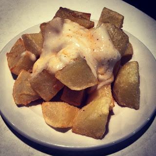 Patatas bravas Barcelona