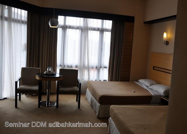 testimoni seminar ddm di hotel awana genting highlands dalam bisnes korset premium beautiful