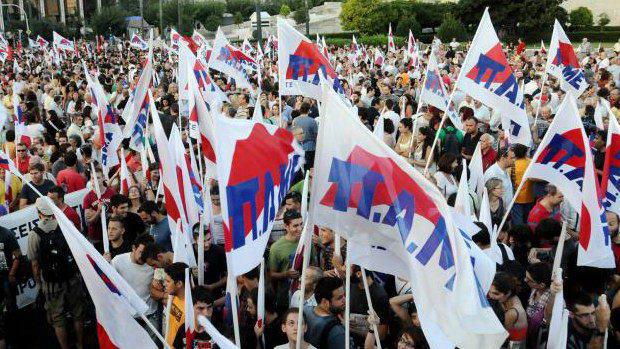Κάλεσμα του ΠΑΜΕ Έβρου για μαζική συμμετοχή στην Απεργία στις 3 Δεκέμβρη