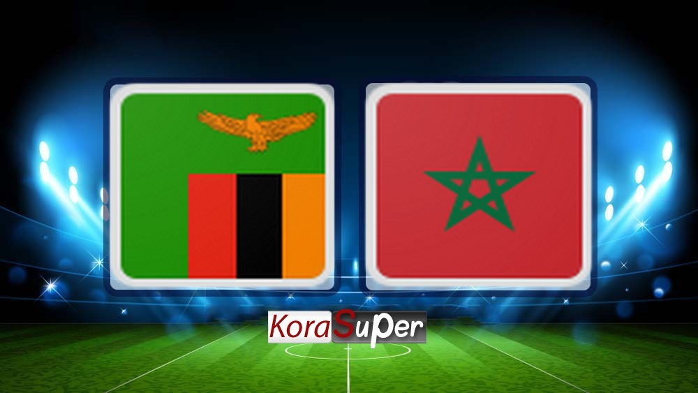 الان Live بث حي مباراة المغرب وزامبيا 16-06-2019 كورة أُونْلايْن لِإِيف