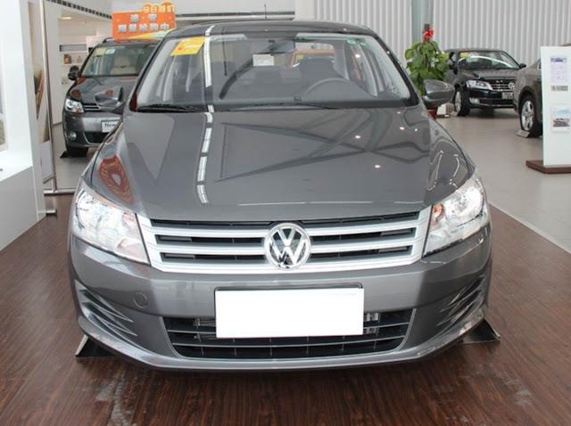 Novo VW Santana 2014