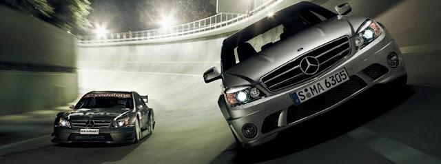 Mercedes Kapak Fotoğrafları