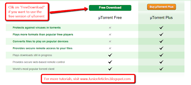 How to Download Torrent / How Torrent Works (Category: Tutorials)