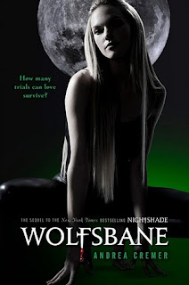 Wolf Review: Wolfsbane by Andrea Cremer