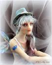 170 Art Doll Vivian