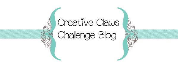 Creative Claws Challenge Blog