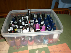 MY NAIL POLISH COLLECTION :)