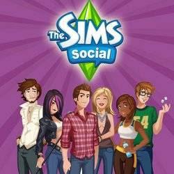 Venha jogar The Sims Social no Facebook.