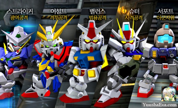 SD Gundam: Next Evolution