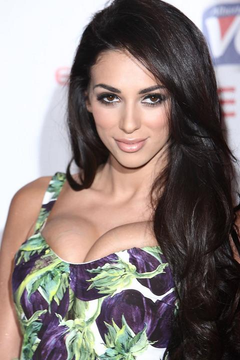 Georgia Salpa - FHM 100 Sexiest Women in the World