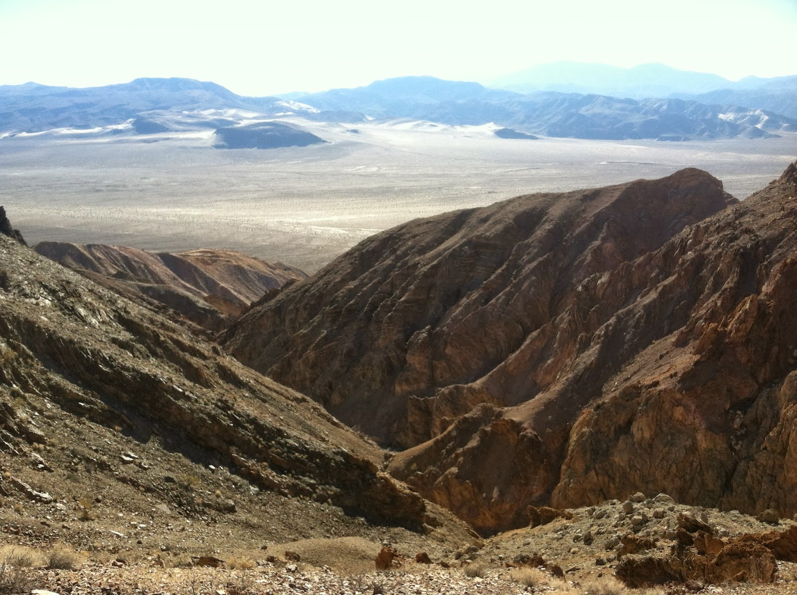 Death valley national park - eureka valley