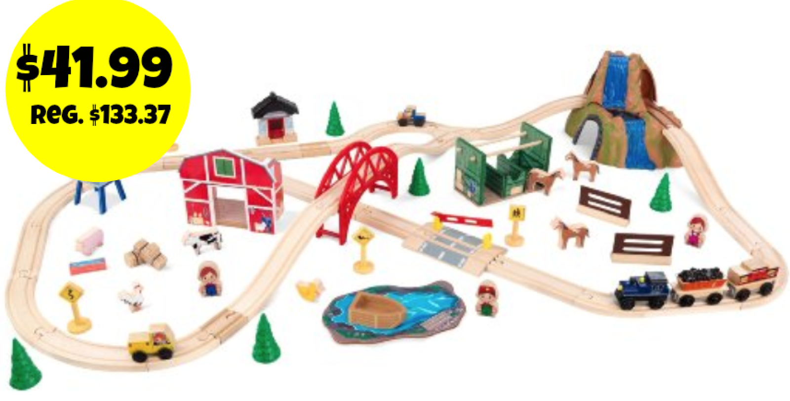 http://www.thebinderladies.com/2014/10/amazon-kidkraft-farm-train-set-4199.html#.VFAipb7dtbw