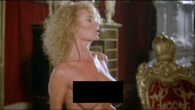 Sybil Danning The Highlight of The Howling 2