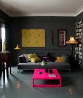 Warna Desain Model Rumah Minimalis