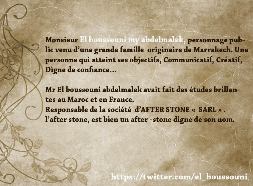 el boussouni my abdelmalek