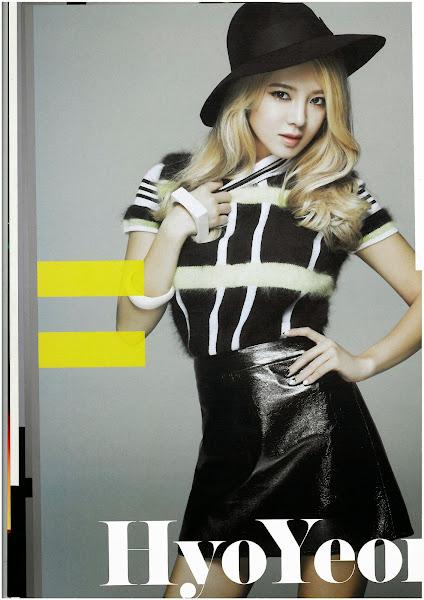 Hyoyeon Sone Note 4