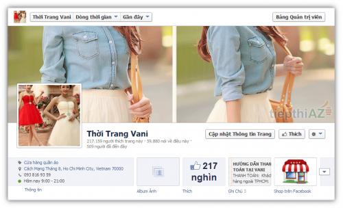 Dịch vụ quảng cáo facebook uy tín hiệu quả nhất