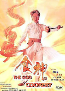 Thần Ăn - The God Of Cookery poster