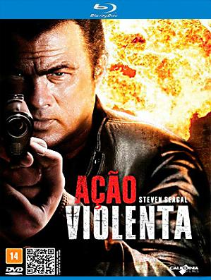 Filme Poster Ação Violenta BDRip XviD Dual Audio & RMVB Dublado