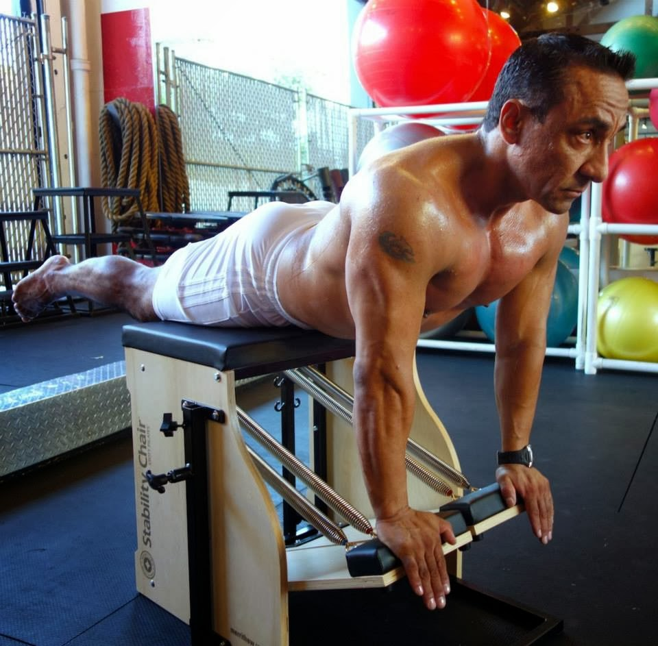 Muscle gay ass with ass goo flow