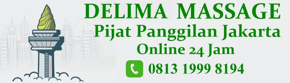 Pijat Panggilan Jakarta