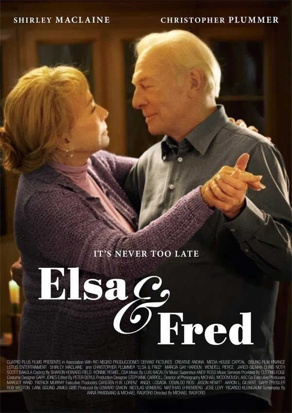 Elsa & Fred 2014