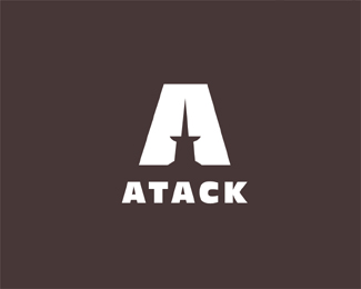 Diseño de logotipos: espacio negativo