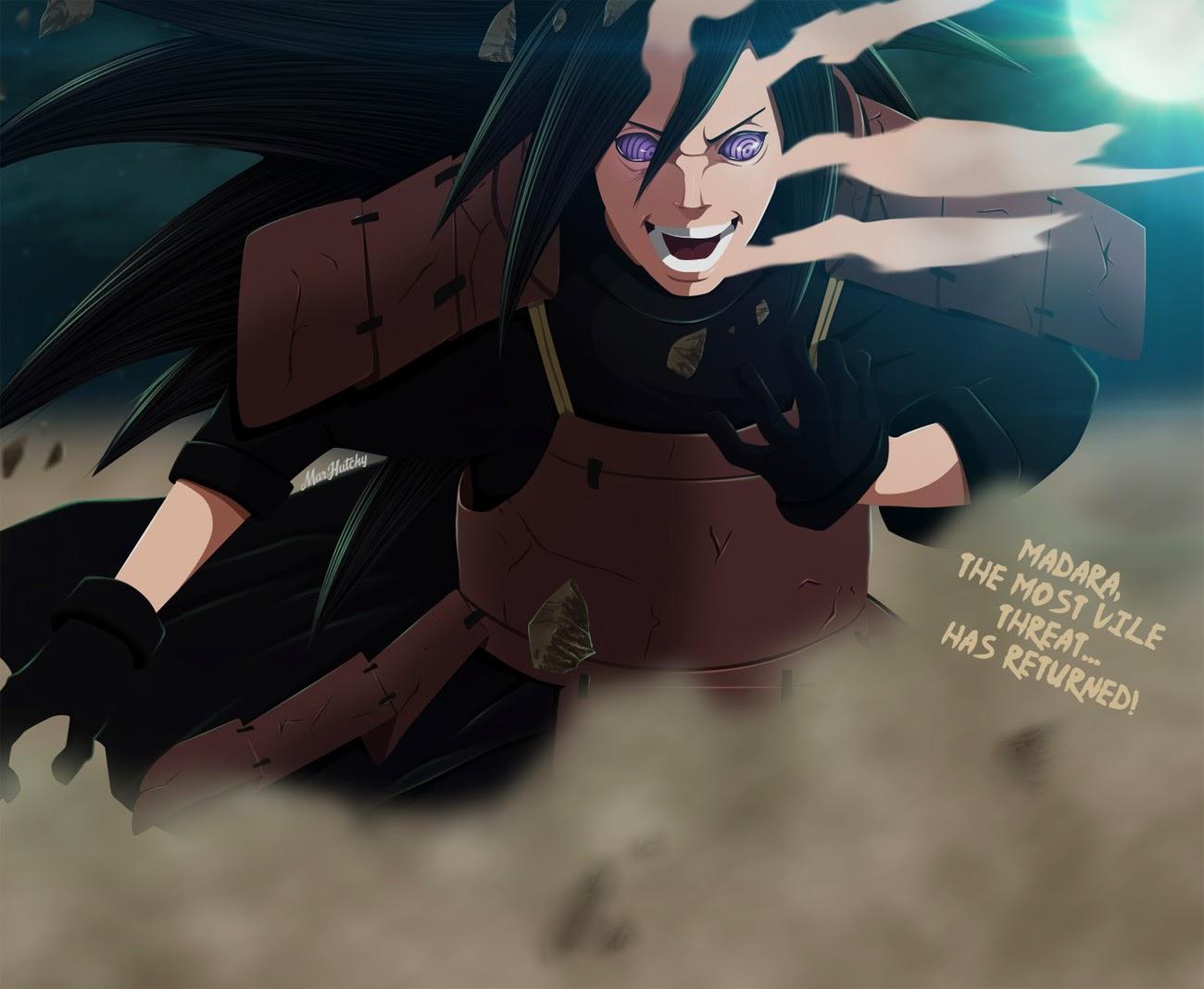 Naruto - Chapter 661 - Pic 20