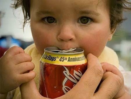 Efek Kafein Pada Anak