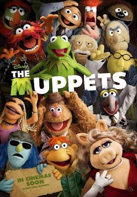 theMuppetsPoster Los Muppets  (2011) Español Latino