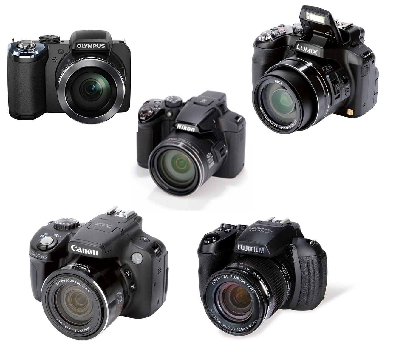 Prosumer Cameras Vs entry level dSLRs: Open Talk Forum ...