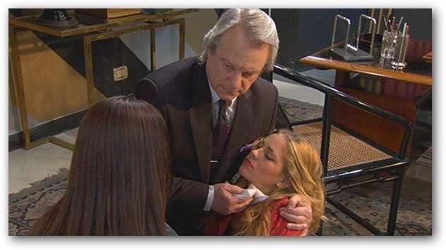 Luego Lina acompañó a Tania a su departamento, y aldespertarse le ...