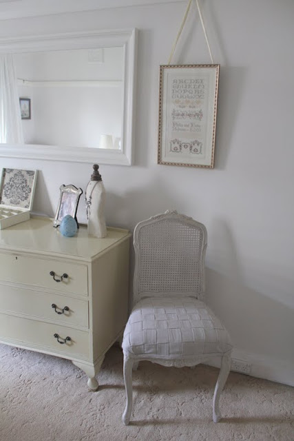 French Provincial White Chest of Drawers Lilyfield Life
