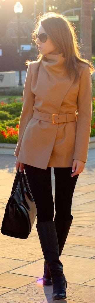 Gorgeous three way coat