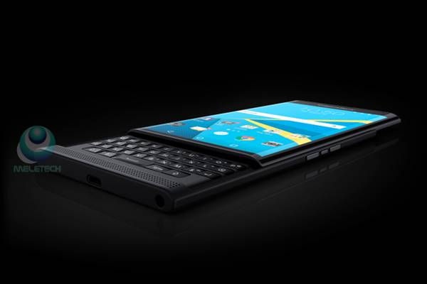 Spesification and price Blackberry Priv